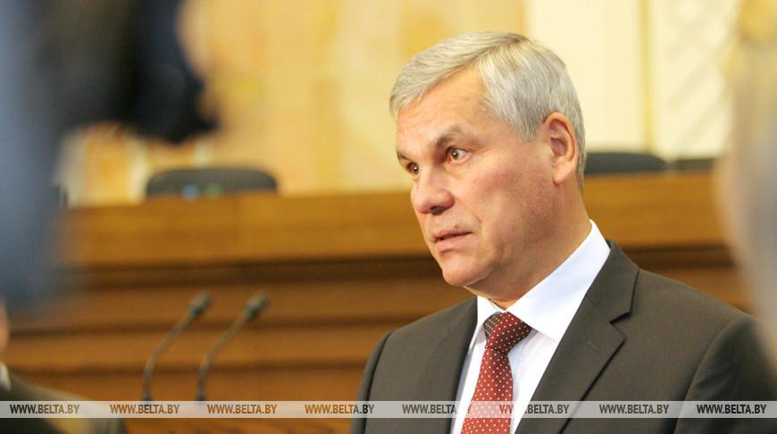Владимир Андрейченко: выборы в Беларуси должны проходить в правовом русле