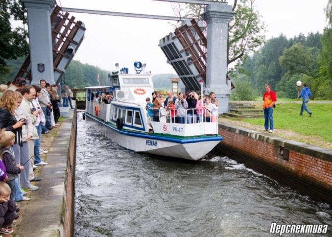 На Августовском канале появится новый корабль