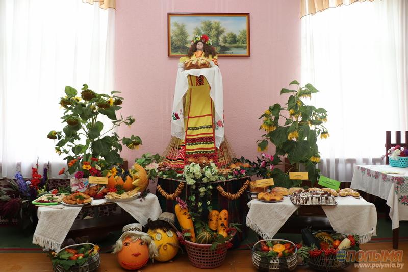Всему голова: «Царь-хлеб» собрал гостей в Малюшичах