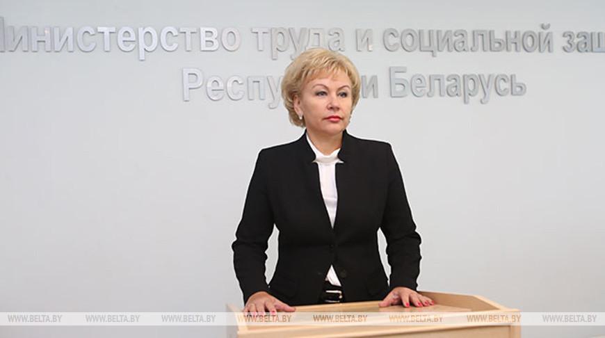 Субсидии и адресная помощь — Ирина Костевич рассказала о поддержке граждан в условиях пандемии
