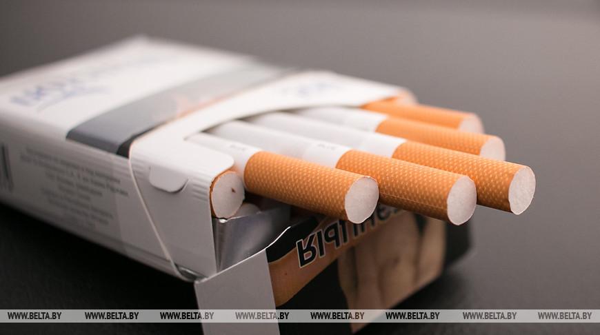 Некоторые марки сигарет подорожают в Беларуси с 1 ноября