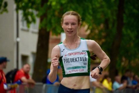 Спортсмены Гродненщины завоевали бронзовые медали Кубка Европы по спортивной ходьбе