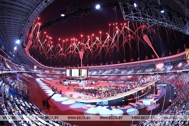Польша проведет III Европейские игры