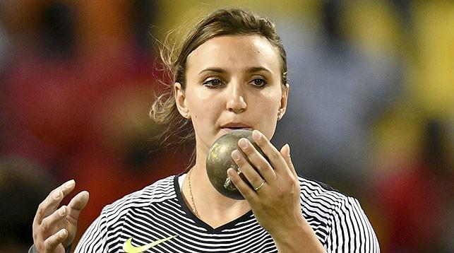 Уроженка Вороновского района толкательница ядра Алена Дубицкая показала свой лучший результат сезона на этапе «Бриллиантовой лиги»