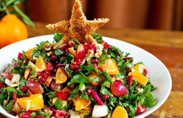 7 супер рецептов новогодних салатов без майонеза