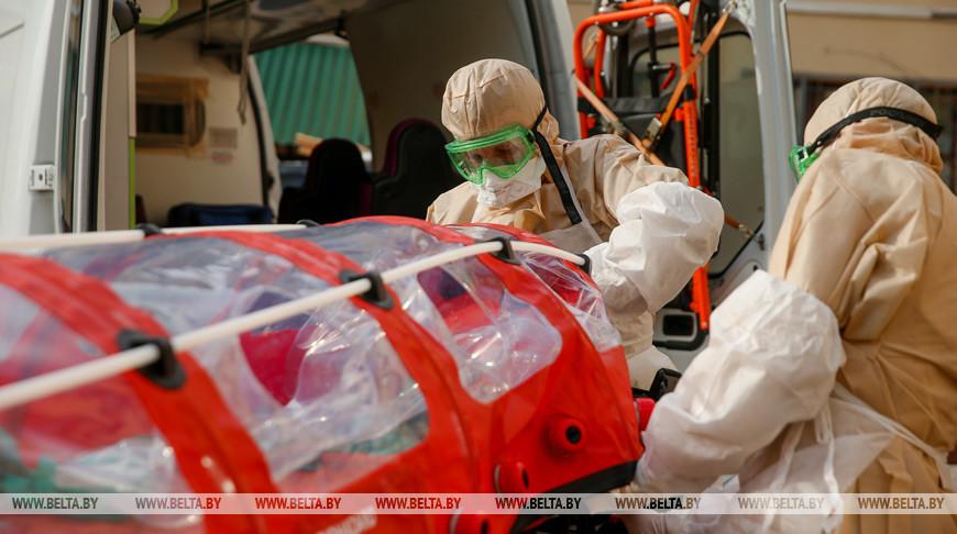 Коронавирус в мире: количество заразившихся увеличилось более чем на 61 тыс.