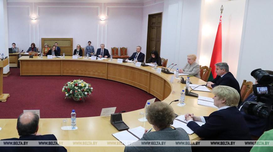 Выборы спикеров палат обновленного белорусского парламента пройдут 6 декабря