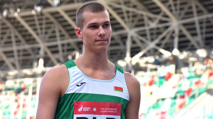 Александр Лукашенко поздравил Максима Недосекова с ярким успехом на чемпионате Европы