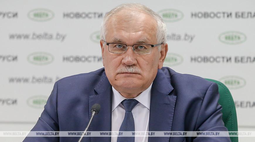 Первую электроэнергию на БелАЭС планируется выработать к ноябрю - Михаил Михадюк