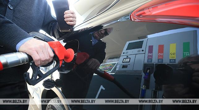 Некоторые виды топлива подешевеют на АЗС в Беларуси с 9 июня