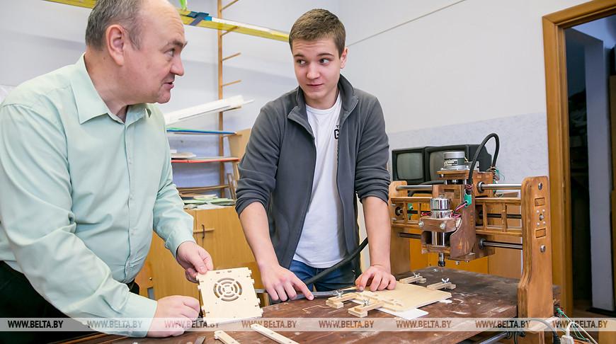 Около 14% работников системы образования Беларуси - мужчины