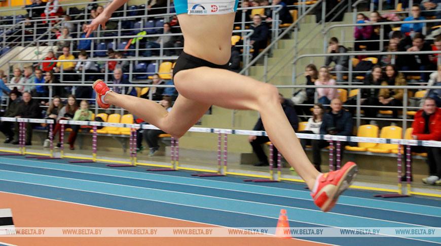 Состязания в режиме онлайн в тройном прыжке пройдут в Беларуси 19 мая