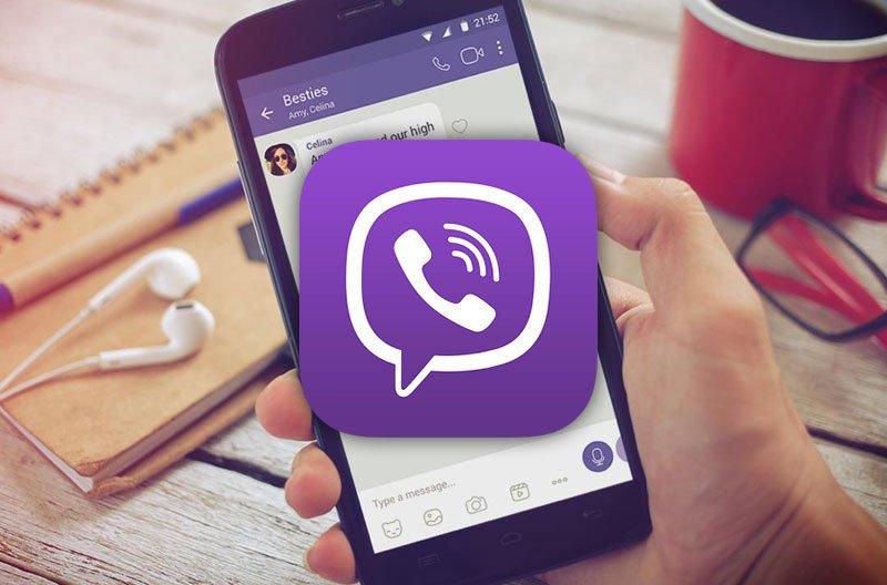 Самый популярный мессенджер у белорусов – Viber