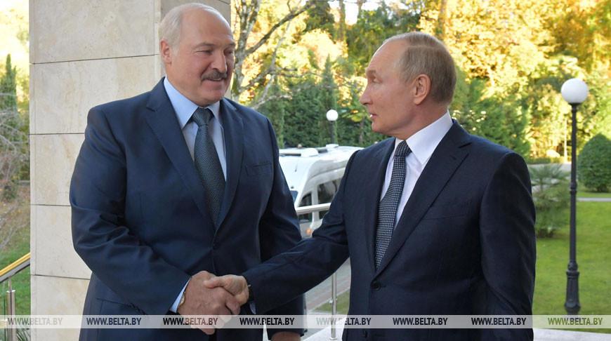 Александр Лукашенко и Владимир Путин проведут следующую встречу 20 декабря в Санкт-Петербурге