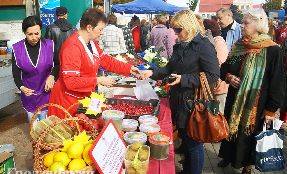 Мед, рыба и овощи: где пройдут сельхозярмарки в октябре