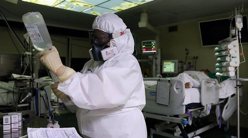 В мире за сутки более 212 тыс. человек заразились коронавирусом