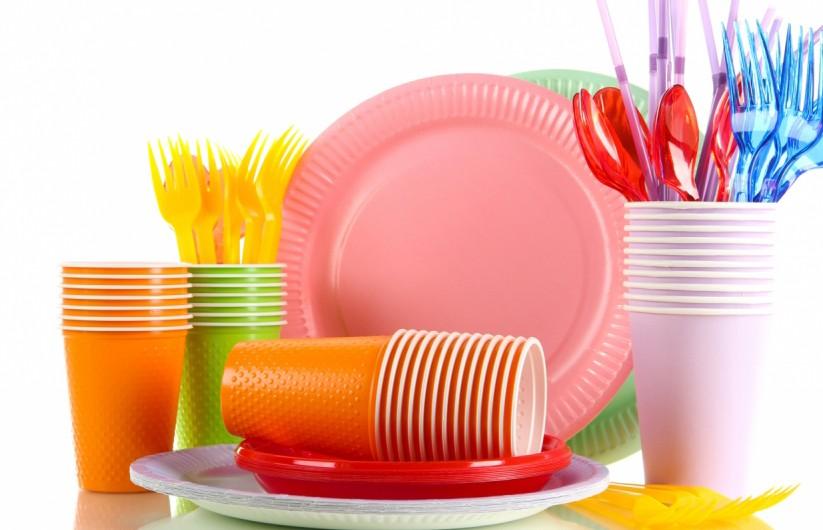 Стало известно, какую пластиковую посуду намерены запретить в ресторанах и кафе
