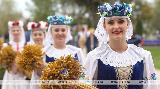 Берестовицкий район первым в Гродненской области отметит «Дажынкі»