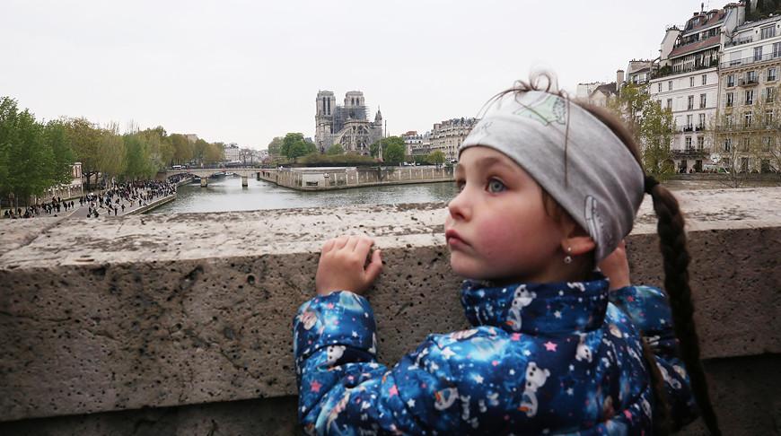 Святая месса пройдет в соборе Парижской Богоматери в Страстную пятницу