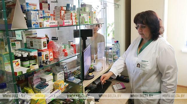 Новый перечень отпускаемых без рецепта лекарств утвержден в Беларуси