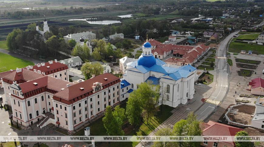 Успенский Жировичский монастырь вновь открывается для паломников