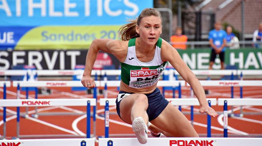 Белорусские легкоатлеты выиграли три награды на турнирах в Чехии и Германии
