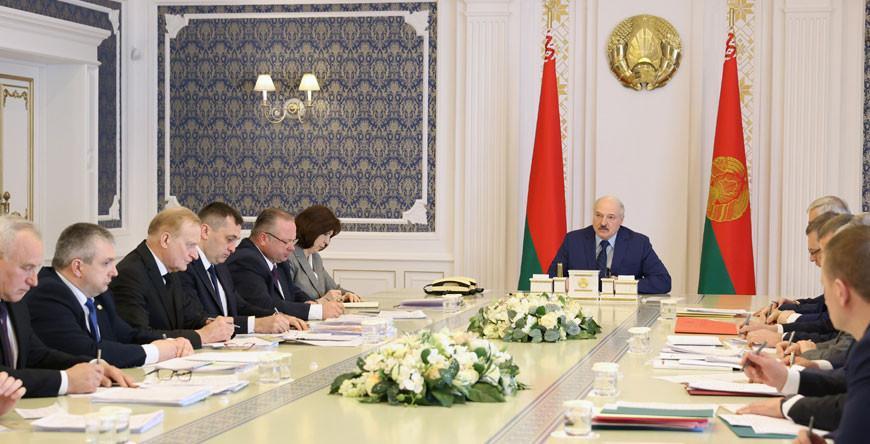 Александр Лукашенко о состоянии дел в АПК: так называемая диктатура и порядок показали свою эффективность