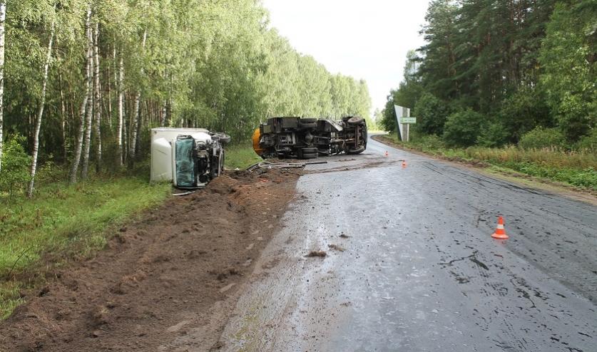 В Новогрудском районе завершено расследование смертельного ДТП из-за неправильного ремонта дороги