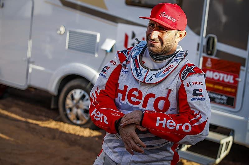 Португальский мотогонщик Паулу Гонсалвеш умер прямо во время гонки на ралли «Дакар»