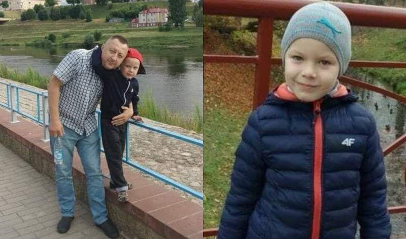 В Гродно отец забрал ребенка из садика и пропал: их ищут уже две недели. Возбуждено уголовное дело