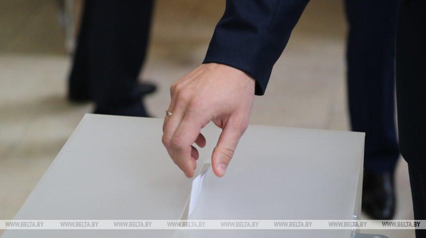 Досрочное голосование (инфографика)