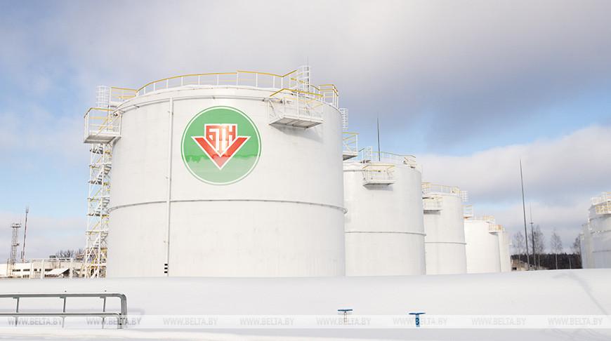 «Белоруснефть» сделала первую прокачку АИ-95 через нефтепродуктопровод Новополоцк-Фаниполь