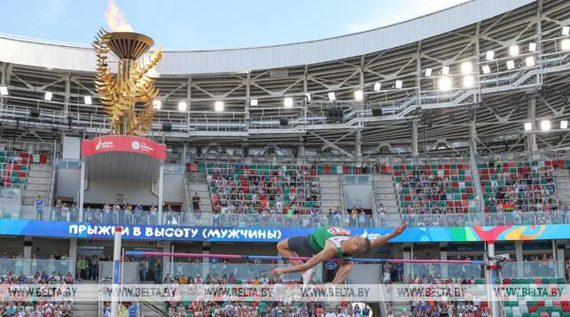 Александр Лукашенко поздравил Максима Недосекова с завоеванием золота II Европейских игр