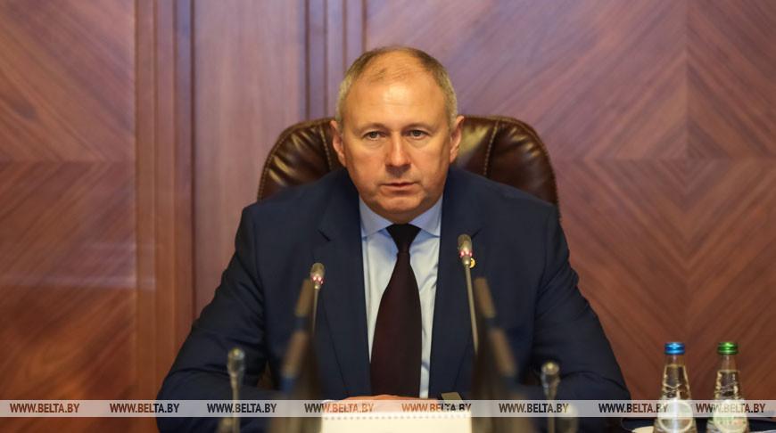 Сергей Румас: ситуация в экономике Беларуси не устраивает правительство