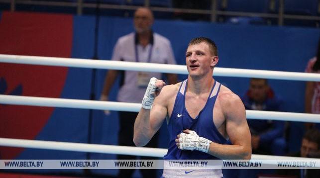 Белорусский боксер Владислав Смягликов завоевал серебро II Европейских игр