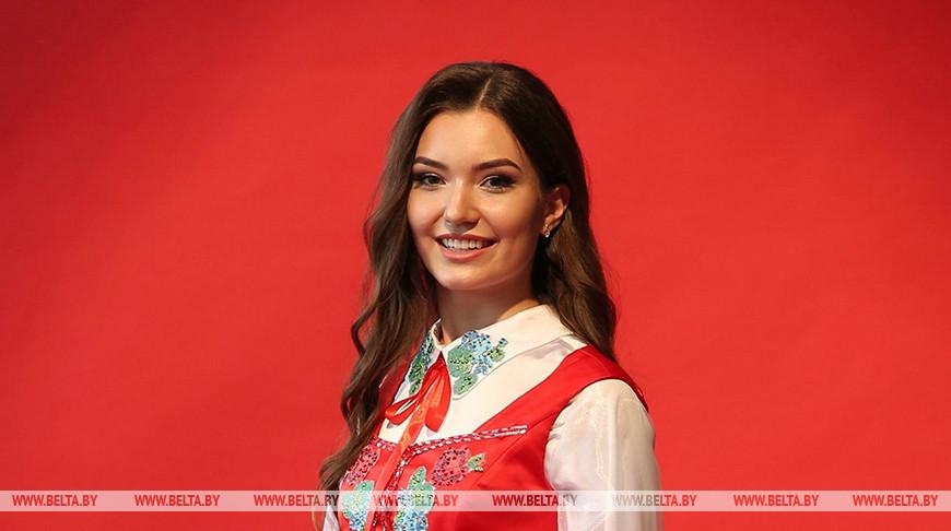 Белорусы смогут проголосовать за Анастасию Лавринчук в финале конкурса «Мисс мира»