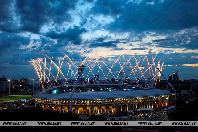 Жители Гродненщины о церемонии открытия II Европейских игр