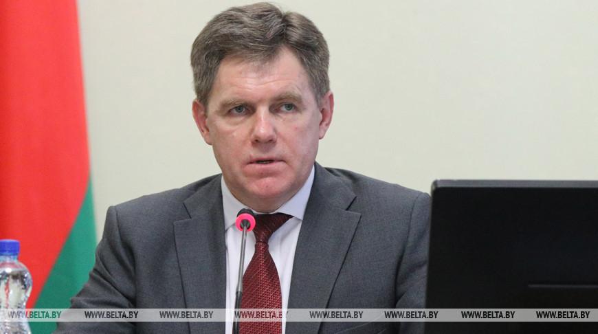 У Беларуси есть ресурсы для ускоренного выхода на устойчивые темпы опережающего роста - Игорь  Петришенко