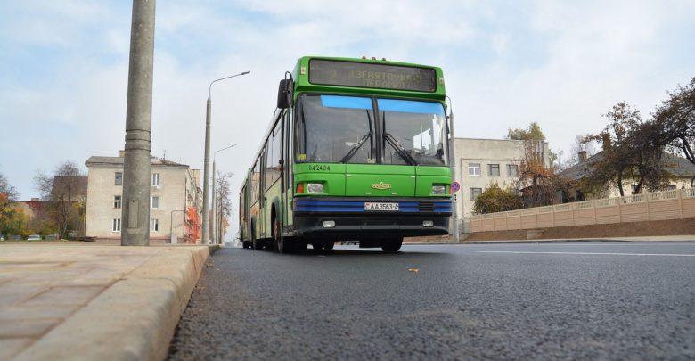 В Гродно меняют автобус №36. Смотрите, как теперь он поедет