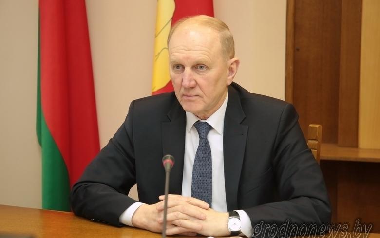 В сфере особого внимания: как отпразднуем 75-летие освобождения Беларуси, какие результаты гродненцы показывают на II Европейских играх, как оптимизировать сроки строительных работ