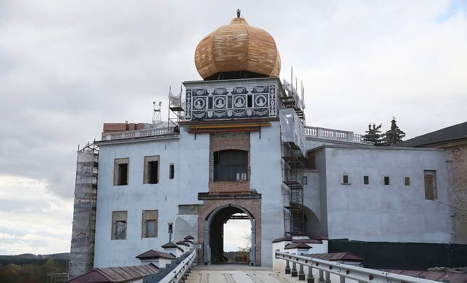 В Гродно обсудили актуальные вопросы реконструкции Старого замка