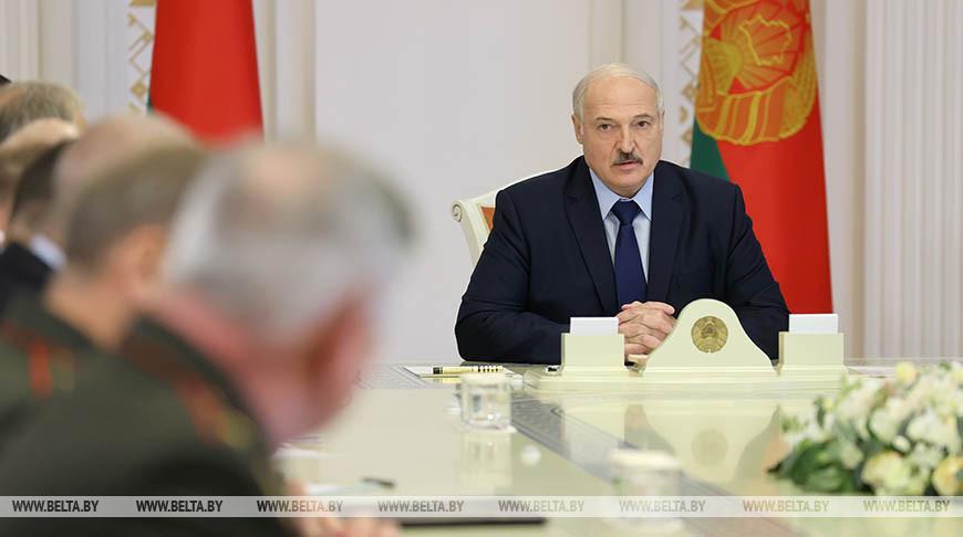 Александр Лукашенко об уличных беспорядках: успокоиться и дать нам навести порядок