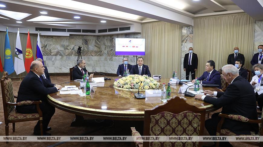 Первый этап создания общего рынка газа в ЕАЭС должен быть завершен в 2020 году — Роман Головченко