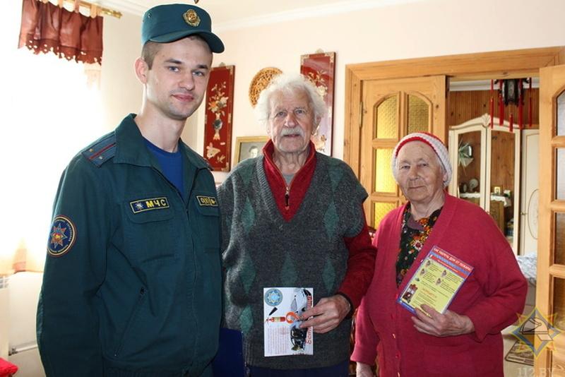 Пожарно-профилактическая акция «За безопасность вместе» пройдет в Беларуси 2-19 апреля