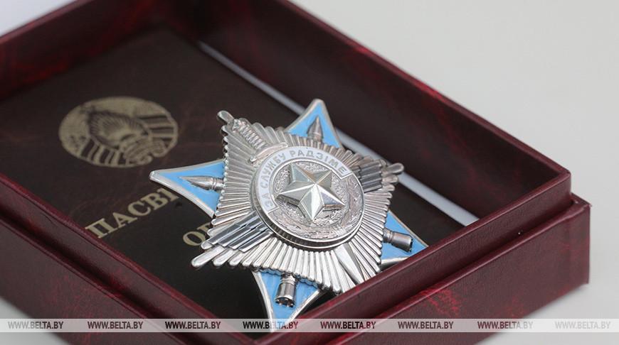 Государственных наград удостоены представители различных сфер деятельности