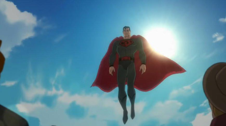Трейлер мультфильма о советском Супермене появился в сети