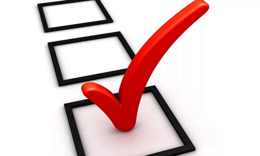 Бюллетень для голосования. Как заполнять