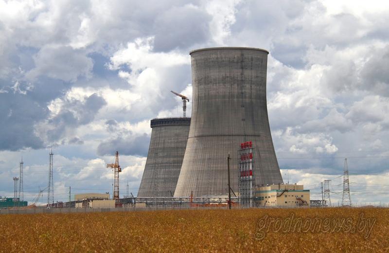 На БелАЭС включена в работу четвертая высоковольтная линия