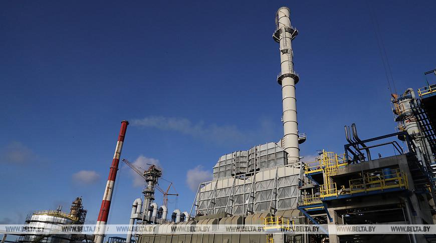 Норвежская нефть начала поступать на «Нафтан»