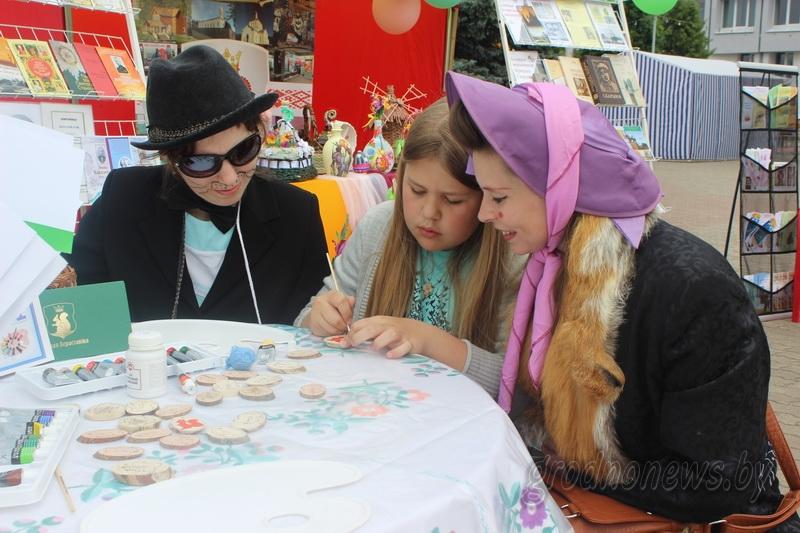 Краски праздника, или Адреса притяжения. Что будет на День письменности в Слониме?